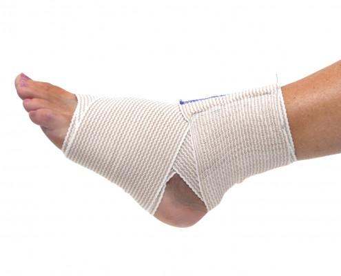 Ankle injury, soft tissue injury, ankle sprain, ankle strain