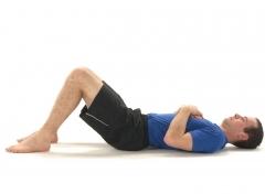 Pelvic Tilt, back pain, core, rehabilitation, prehab, flexibility, stability