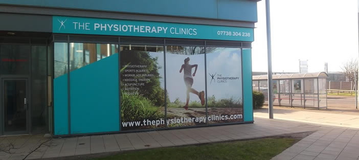 South Gyle Physiotherapy Clinic - The Physiotherapy Clinics, physiotherapy, sports injuries, work-related injuries