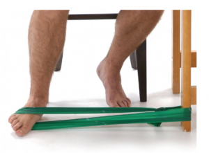 Ankle strengthening