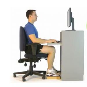 work station assessment, RSI's, Back Pain, posture, posturite