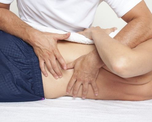 back pain, manipulation