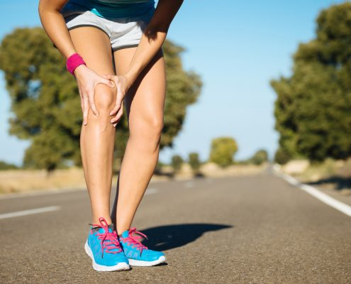 Runners knee, knee pain, injury