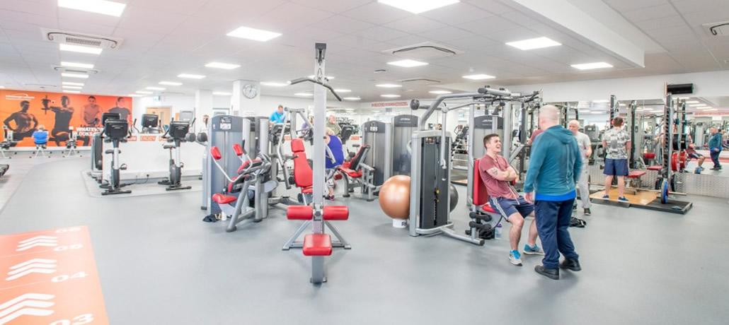 Phsyiotherapist in Edinburgh Gracemount Leisure Centre