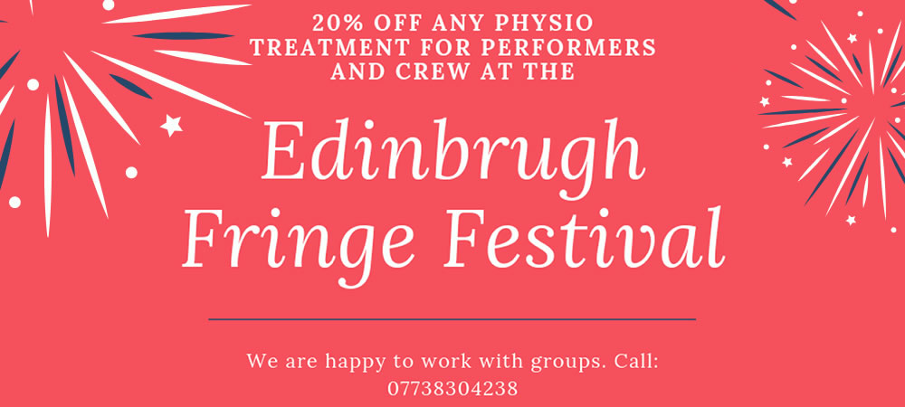 Edinburgh Festival 2019