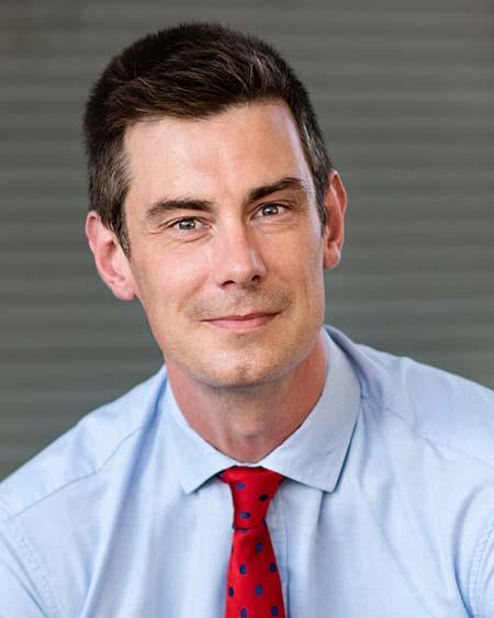 Dr Ross Stewart
